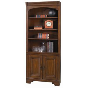 Morris Home Furnishings Richmond Door Bookcase