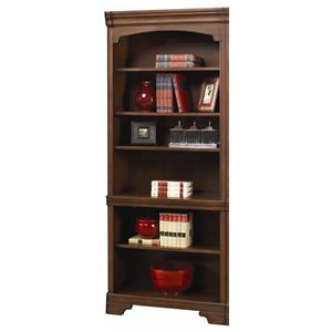 Morris Home Furnishings Richmond Open Bookcase