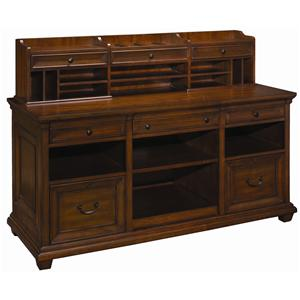 Aspenhome Richmond Credenza & Hutch