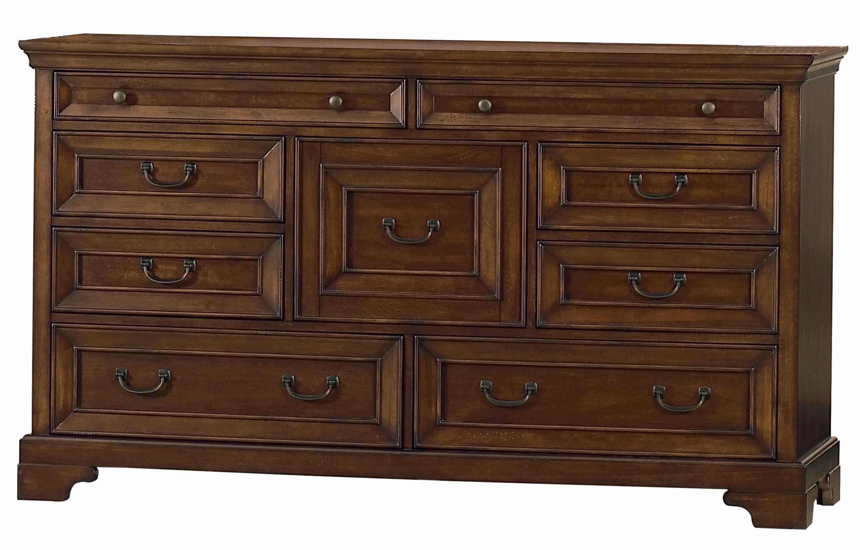 Aspenhome Richmond Dresser - Item Number: I40-453