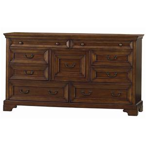 Morris Home Furnishings Richmond Dresser