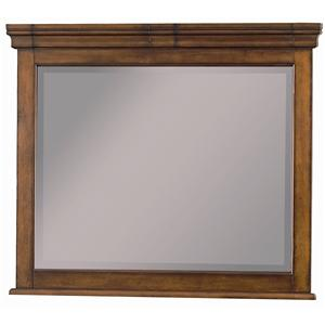 Morris Home Furnishings Richmond Landscape Mirror