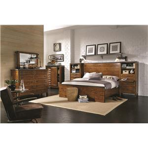 Aspenhome Rockland California King Bedroom Group