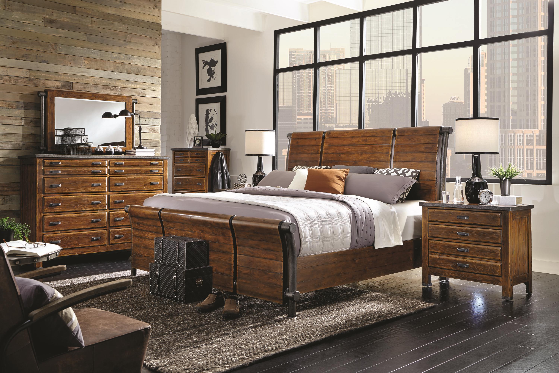 Aspenhome Rockland King Bedroom Group - Item Number: I58 K Bedroom Group 3