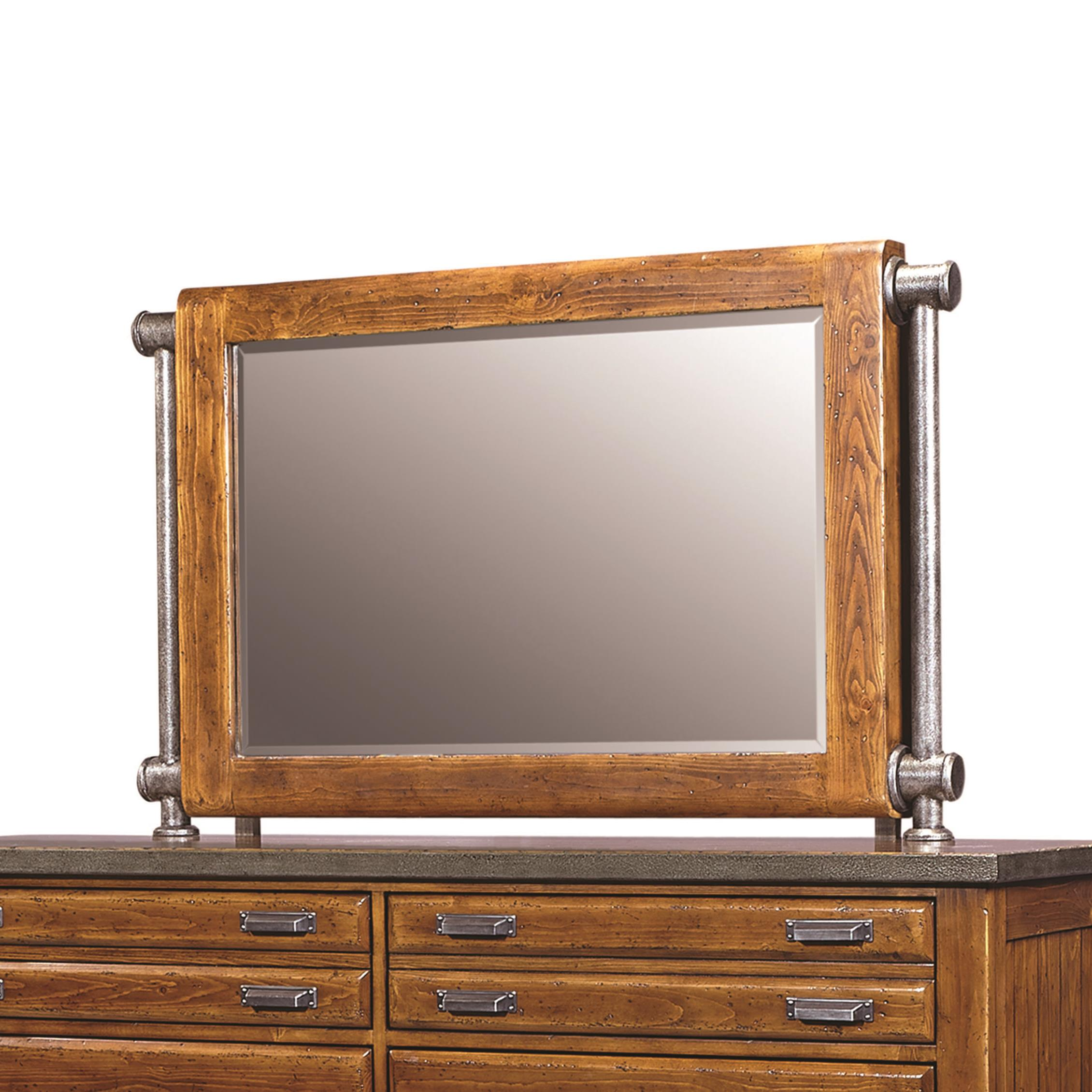 Aspenhome Rockland Chesser Mirror - Item Number: I58-466