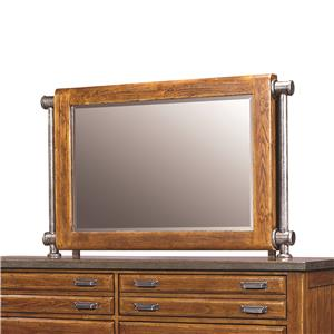 Morris Home Furnishings Rockland Chesser Mirror