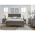 Aspenhome Strasbourg King Bedroom Group - Item Number: I249 K Bedroom Group 3