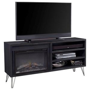 """Aspenhome Studio 65"""" Fireplace Console"""