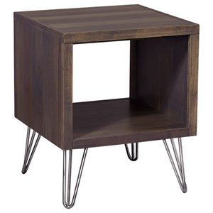 Highland Court Cabrini End Table
