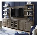 Highland Court Tolsted Tolsted Entertainment Center - Item Number: 021839035