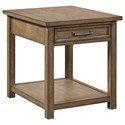 Aspenhome Terrace Point End Table - Item Number: I221-9140