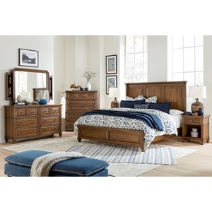 Aspenhome Thornton Queen Bedroom Group