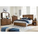 Aspenhome Thornton Queen Bedroom Group - Item Number: I34 Q Bedroom Group 1