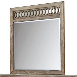 Aspenhome Tildon Fret Mirror