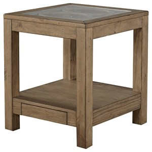 Morris Home Morris Home Templin Park End Table