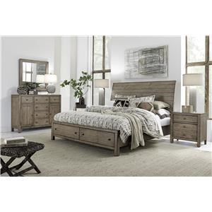 Aspenhome Tildon 3 Piece Bedroom Set
