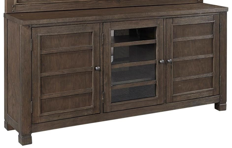 "Tucker 65"" Console  by Aspenhome at Mueller Furniture"