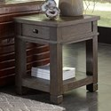 Aspenhome Tucker Chairside Table  - Item Number: I45-9130-BAR