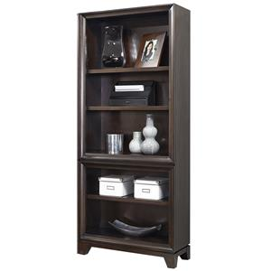 Morris Home Furnishings Viewscape Open Bookcase