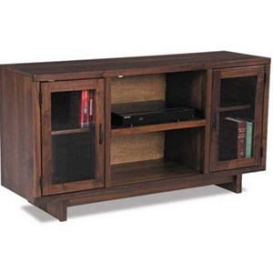 "Morris Home Furnishings Walnut Heights 55"" Console"