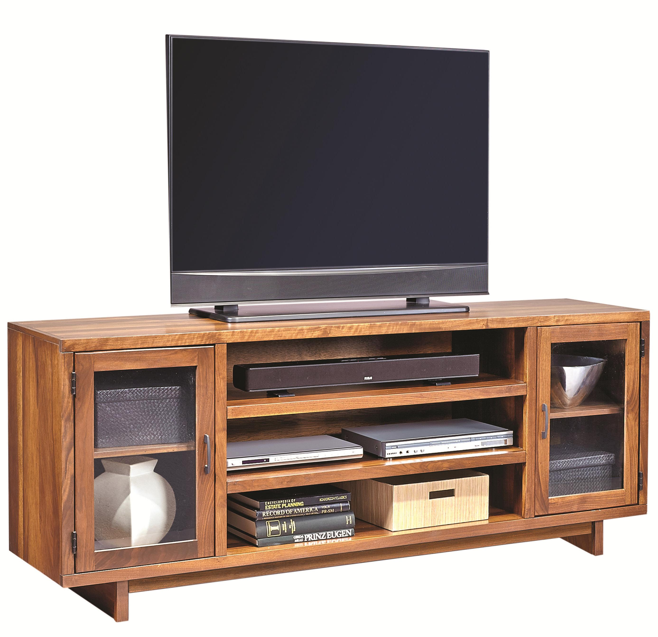 "Aspenhome Walnut Heights 74"" Console - Item Number: WH1074-AMB"
