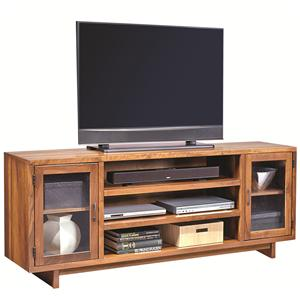 "Aspenhome Walnut Heights 74"" Console"