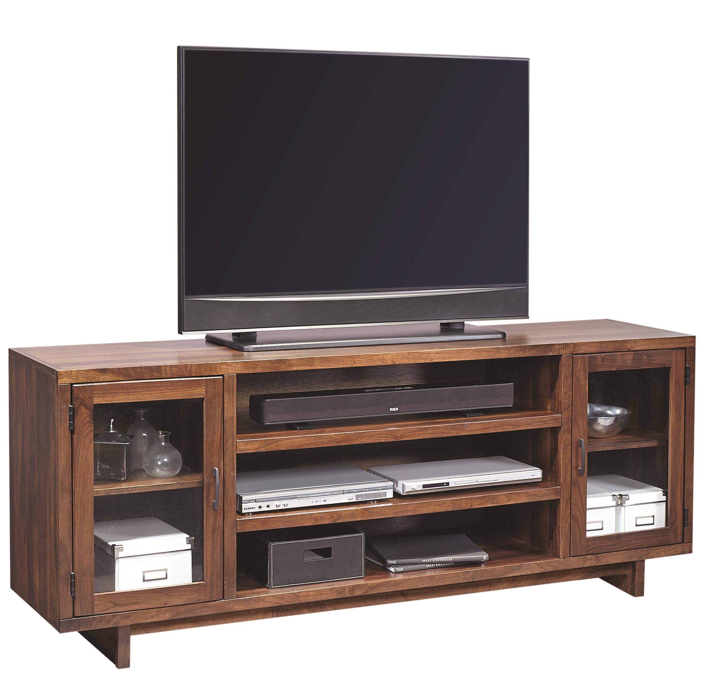 "Aspenhome Walnut Heights 74"" Console - Item Number: WH1074-STO"