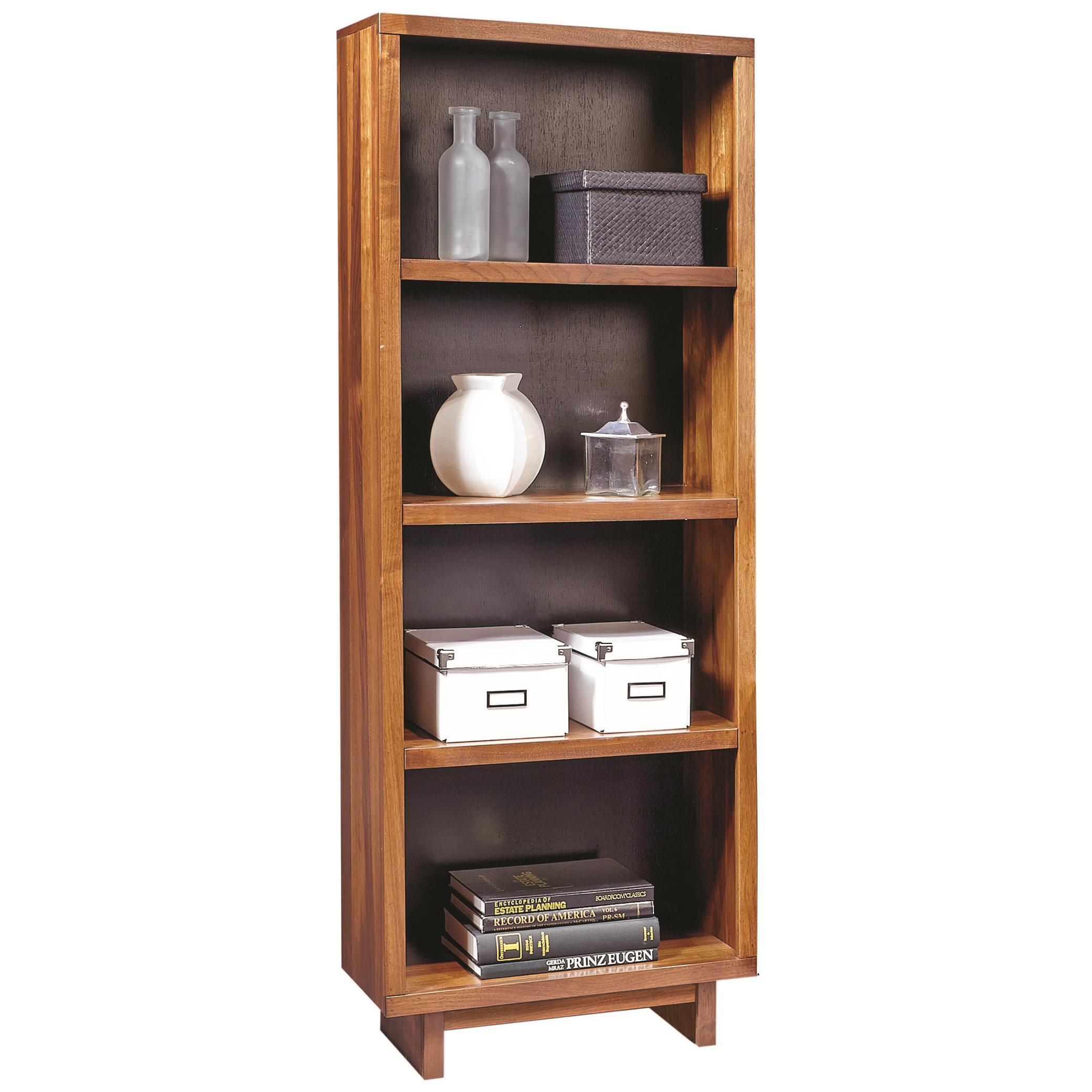 "Aspenhome Walnut Heights 65"" Pier - Item Number: WH1116-AMB"
