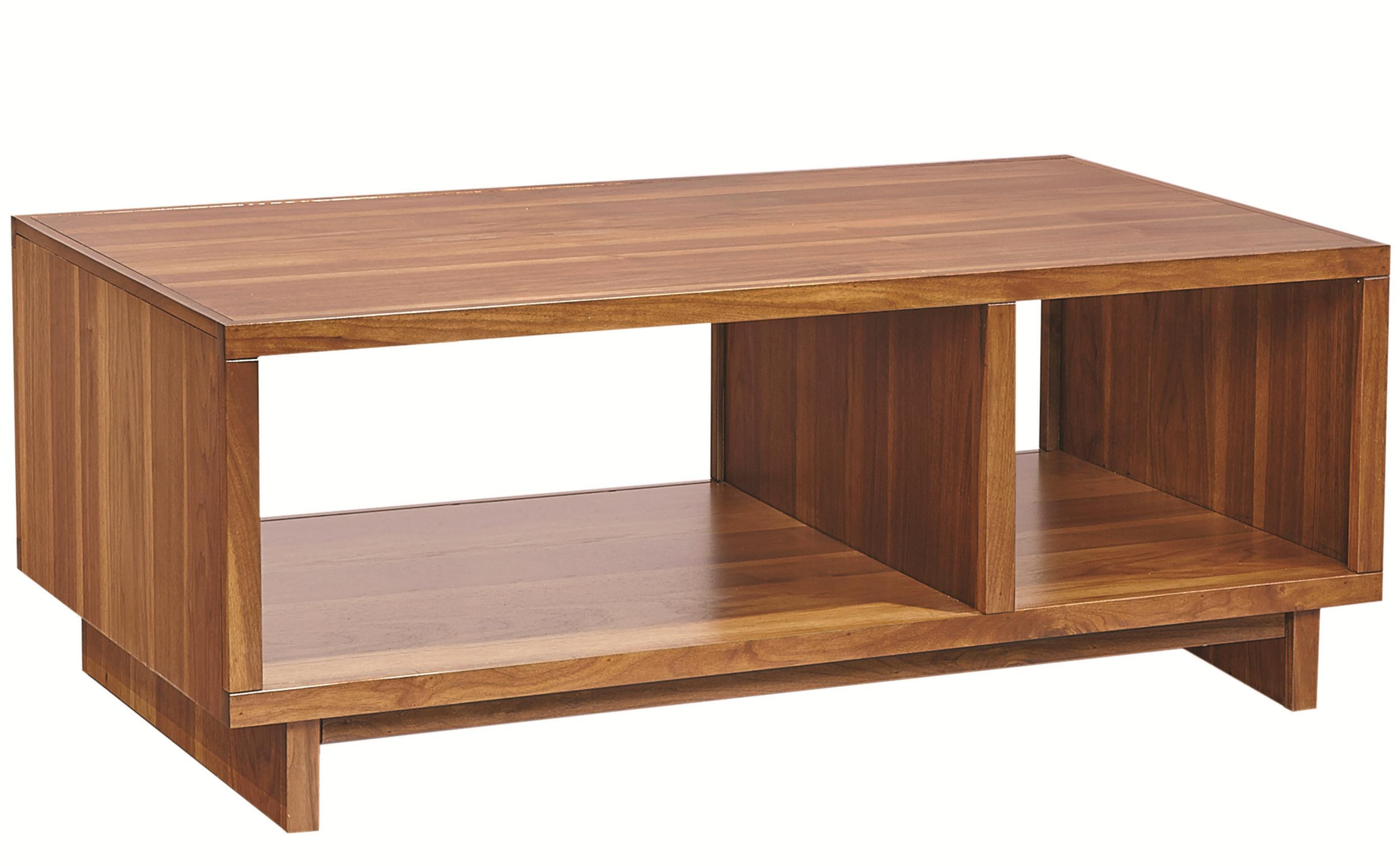 Aspenhome Walnut Heights Cocktail Table - Item Number: WH910-AMB