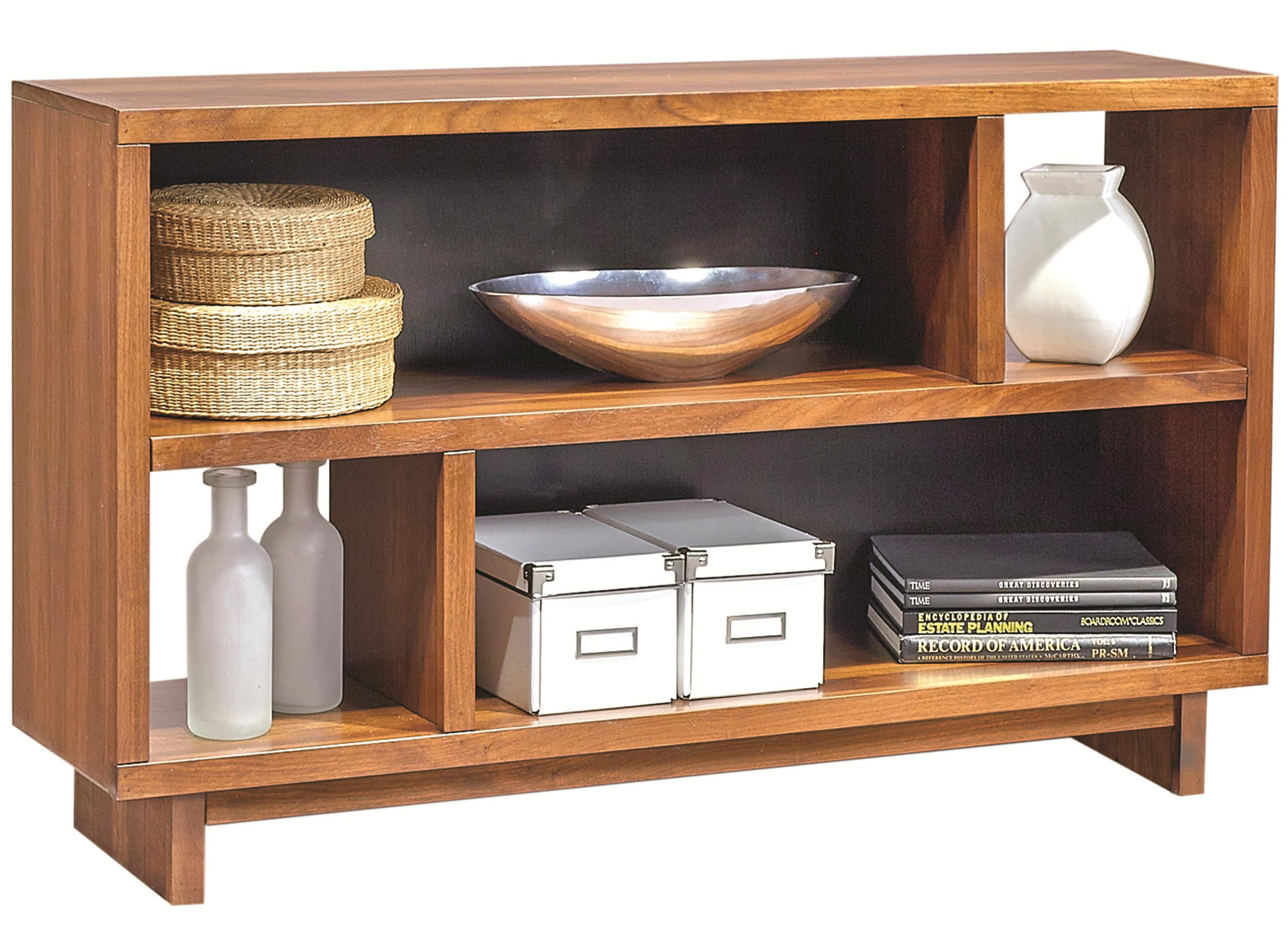 Aspenhome Walnut Heights Console Table - Item Number: WH916-AMB
