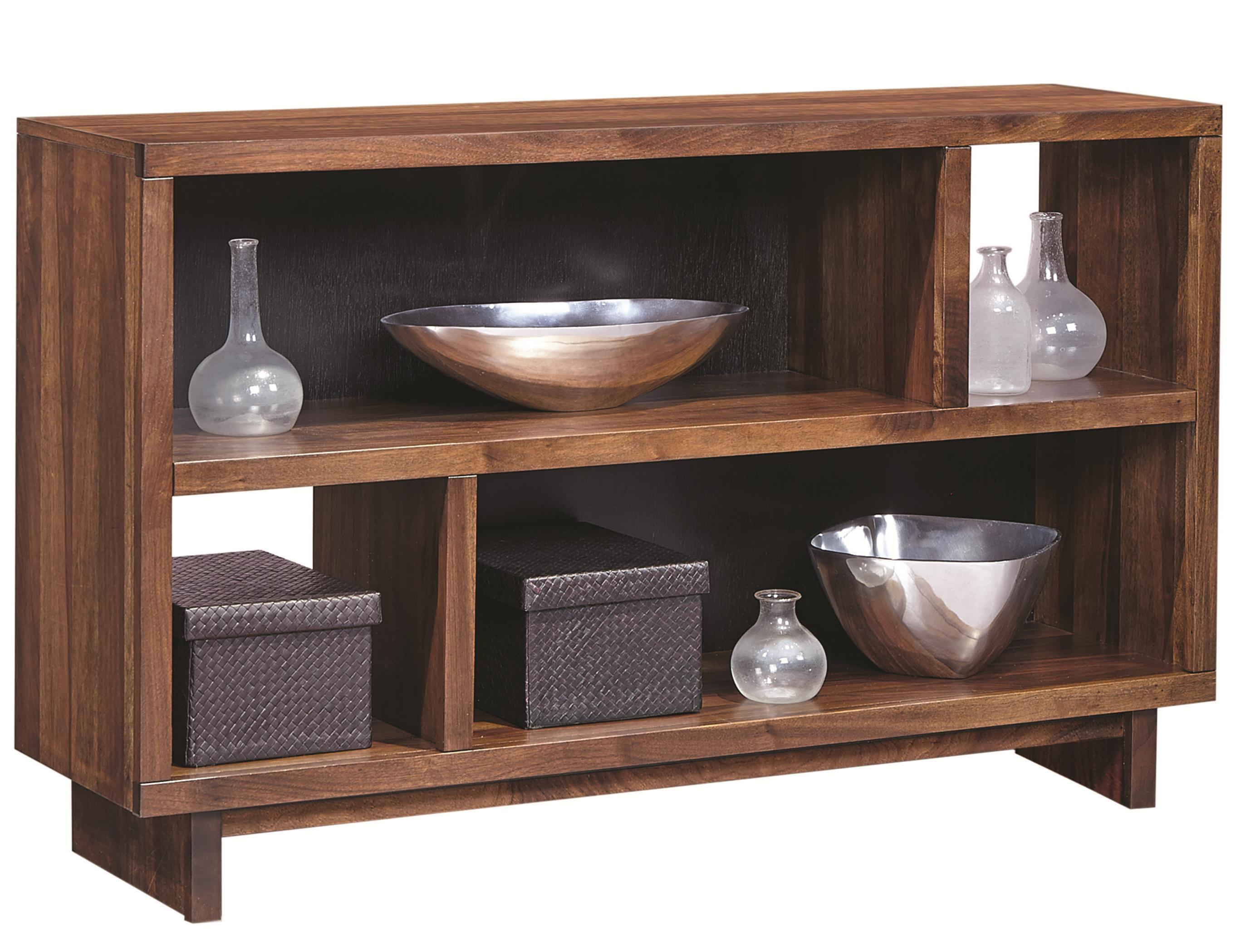 Aspenhome Walnut Heights Console Table - Item Number: WH916-STO