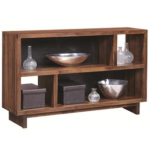 Morris Home Furnishings Walnut Heights Console Table