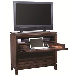 Aspenhome Walnut Park Liv360 Entertainment Chest