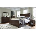 Aspenhome Weston 5 Drawer Chest with Felt Lined Top Drawer