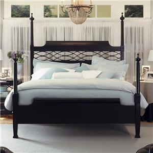 Aspenhome Young Classics Queen Chesapeake Poster Bed