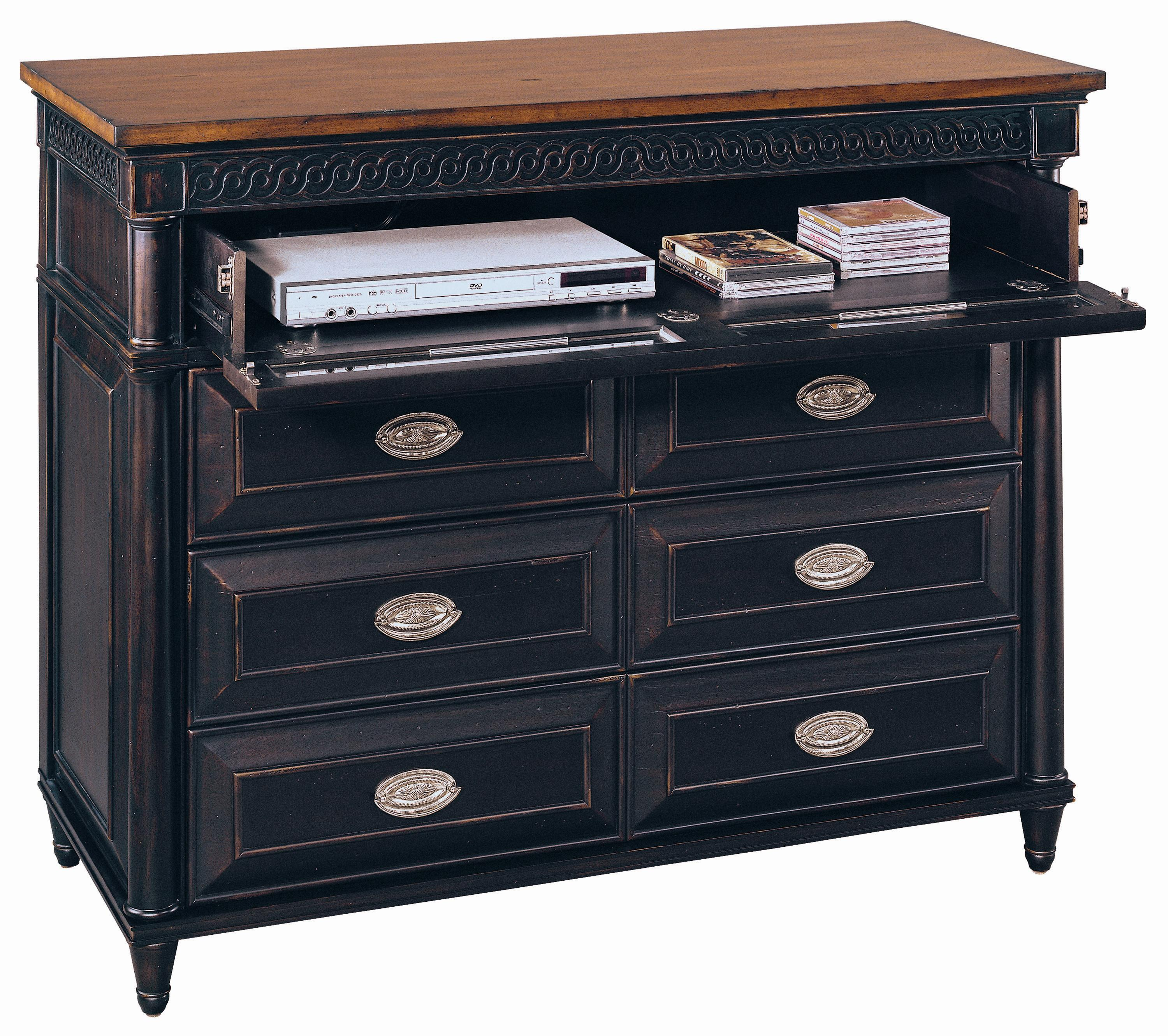 Aspenhome Young Classics Entertainment Chest - Item Number: I88-485-1