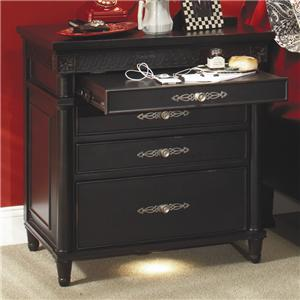 Morris Home Furnishings Youngstown Liv360 Nightstand