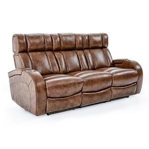 Ausen AS4061 Power Reclining Sofa