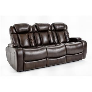Ausen AS4062 Power Reclining Sofa