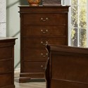Austin Group Marseille Chest - Item Number: 329-40-CHR