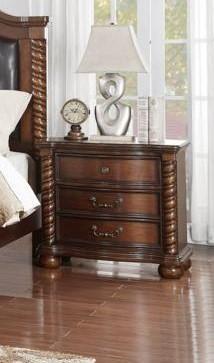 611 Montarosa Nightstand by Austin Group at Furniture Fair - North Carolina