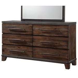Austin Group Forge TV Dresser