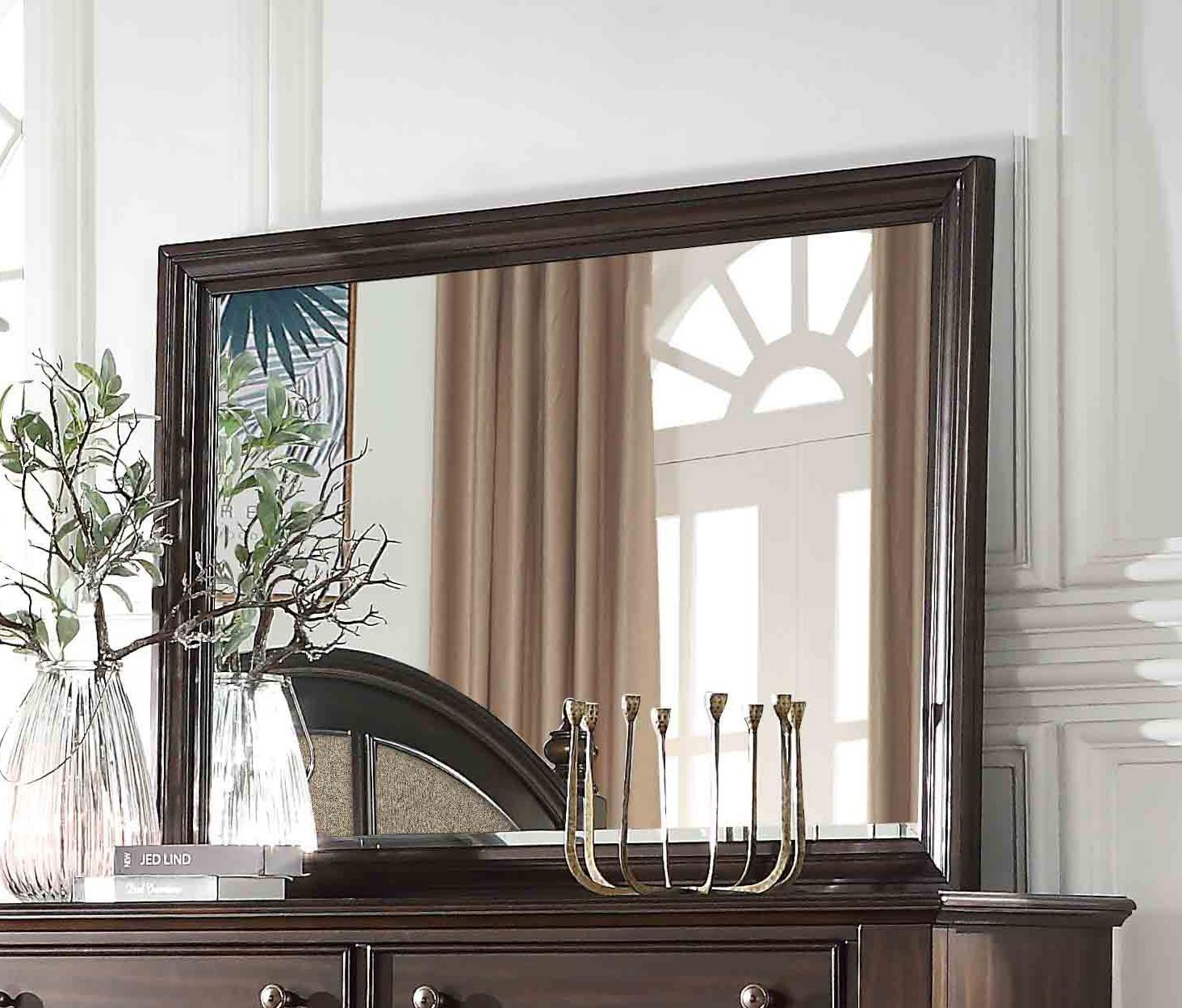 Beveled Mirror