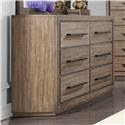 Austin Group Haven Dresser - Item Number: 720-10