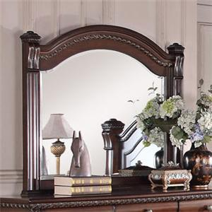 Austin Group Isabella 527 Bevelled Mirror