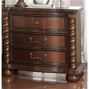 Austin Group Montarosa 611 10 9 Drawer Dresser Great
