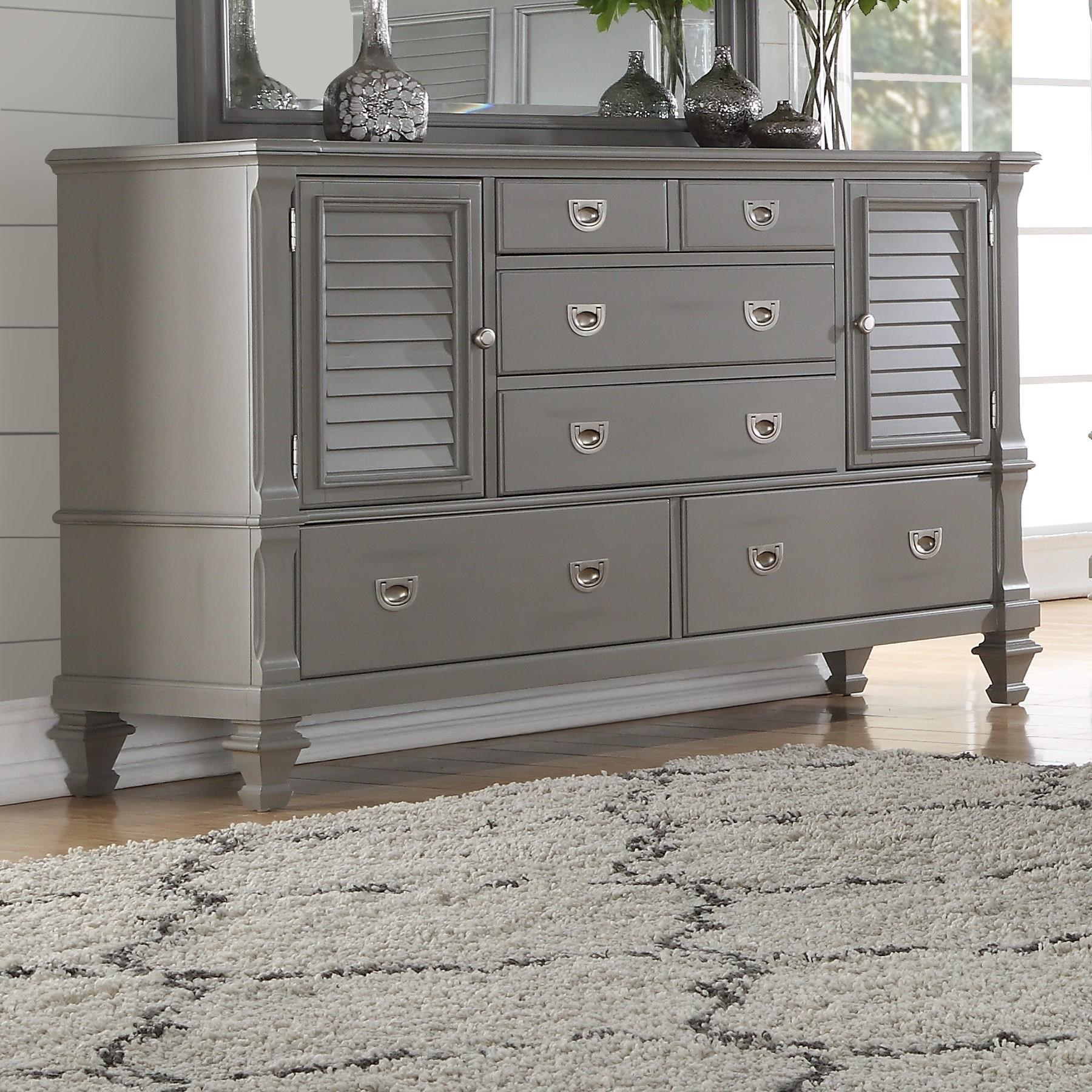 Austin Group Seabrook Queen 5 Pc Group Royal Furniture