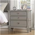 Austin Group Seabrook Nightstand - Item Number: 703-20