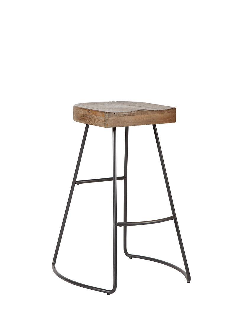 Avalon Furniture Barstools Saddle Seat Barstool - Item Number: B2015-BS103
