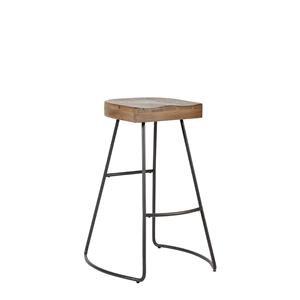 Avalon Furniture Barstools Saddle Seat Barstool